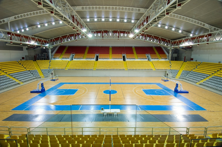 Sports Arena Spyros Kyprianou   Theo David Architects ...