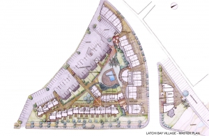Latchi Bay Village Masterplan