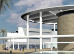 Neapolis University Cyprus architectural rendering