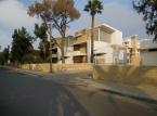 View from Gladstonos street, Nicosia